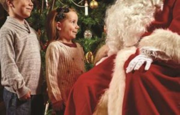 Audience with Father Christmas