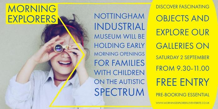 Autistic Spectrum Morning Explorer