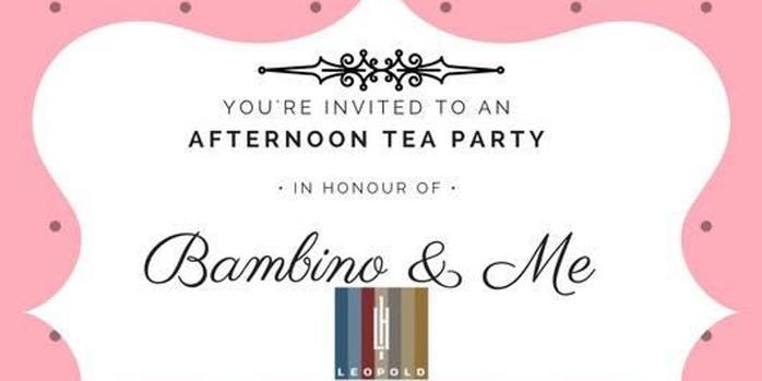 Bambino amp Me Mothers Day Afternoon Tea