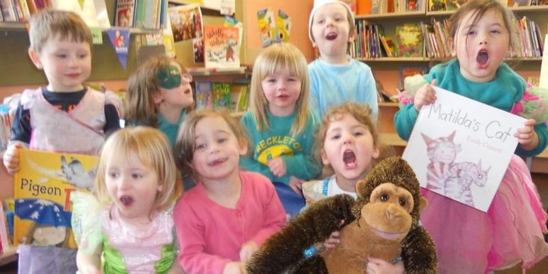 Children and Toddler's Story and Song Session  - Children and Toddler's Story and Song Session