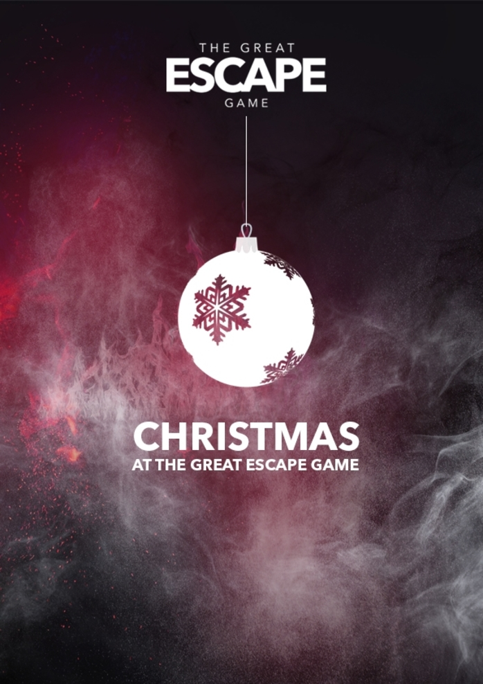 Christmas at the Great Escape Game