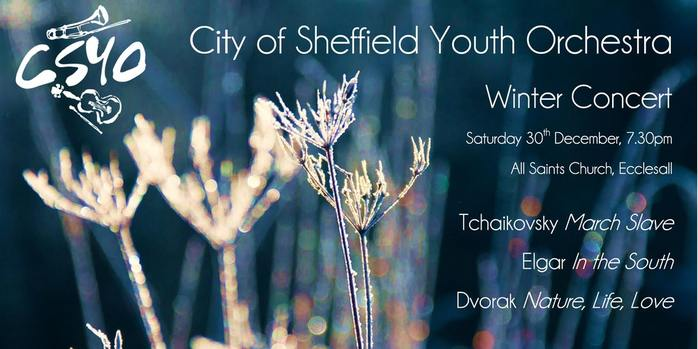 City of Sheffield Youth Orchestra Winter Concert