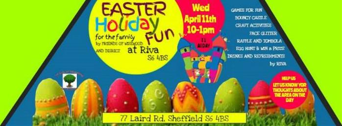 Easter Holiday Fun For The Family 2018 in Sheffield