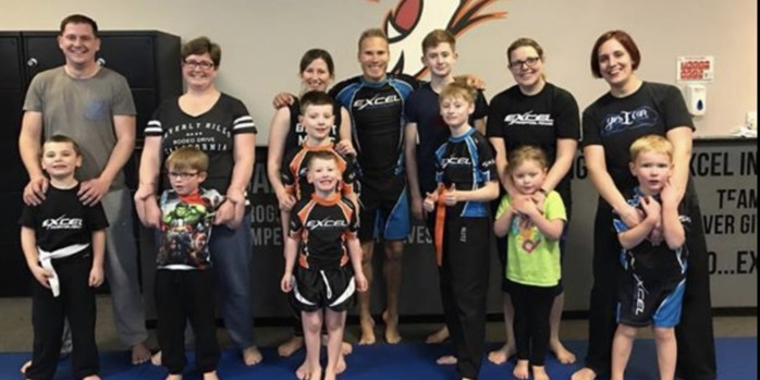 Excel Martial Arts - Family Workshop
