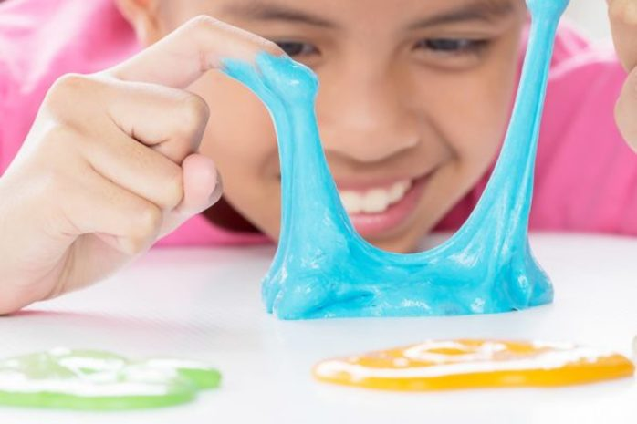 Free Slime and Science Fun