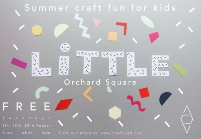 Free Summer Kids Craft