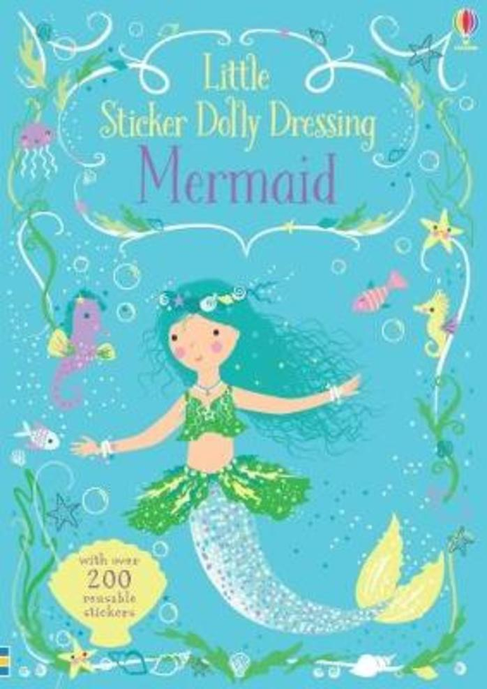 Mermaid Activity Day At Waterstones