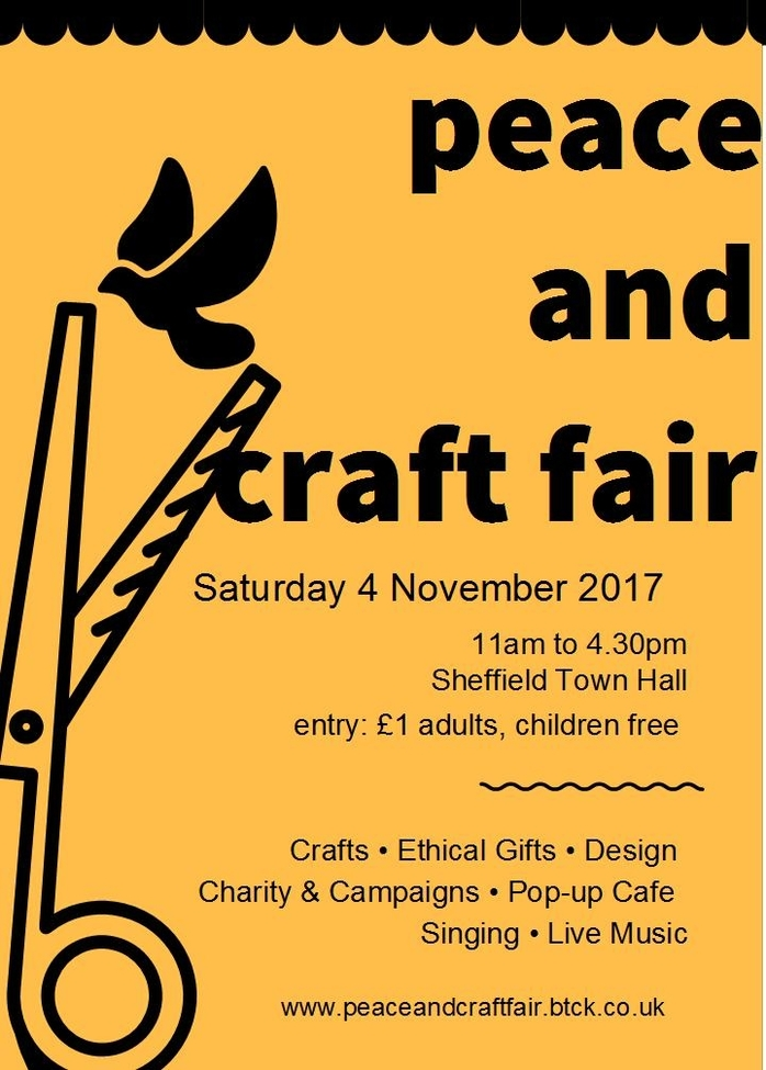 Peace and Craft Fair