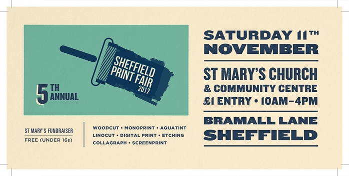 Sheffield Print Fair 2017